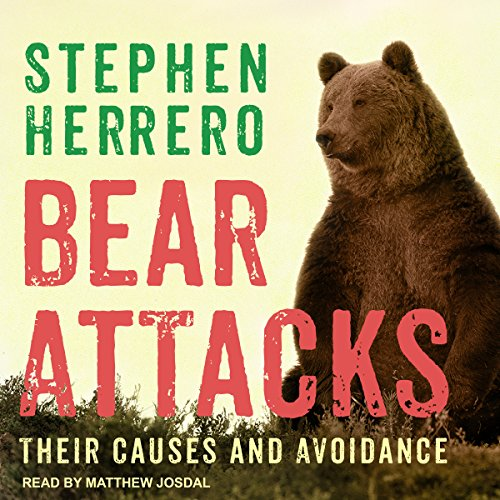 Bear Attacks audiobook cover art