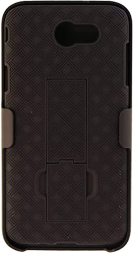 popular Verizon new arrival OEM Shell/Holster Combo with Kickstand for high quality Samsung Galaxy J7/J7 V online sale