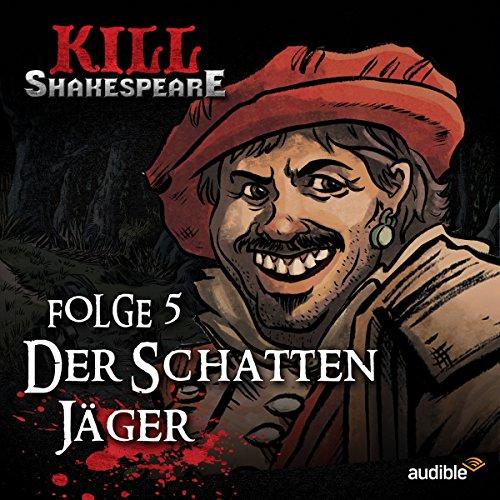 Der Schattenjäger audiobook cover art