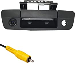 Master Tailgaters Replacement for Dodge Ram 2009-2017 Black Tailgate Backup Reverse Handle with Camera