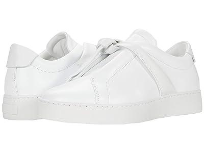 Alexandre Birman Clarita Sneaker (White Nappa) Women