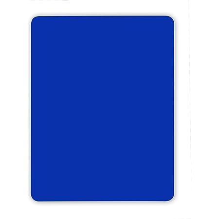 Stiftezubeh/ör Dilwe Schiedsrichter Karte f/ür Fu/ßball rote und gelbe Karten f/ür Schiedsrichter aus PVC mit Stanzbl/ättern