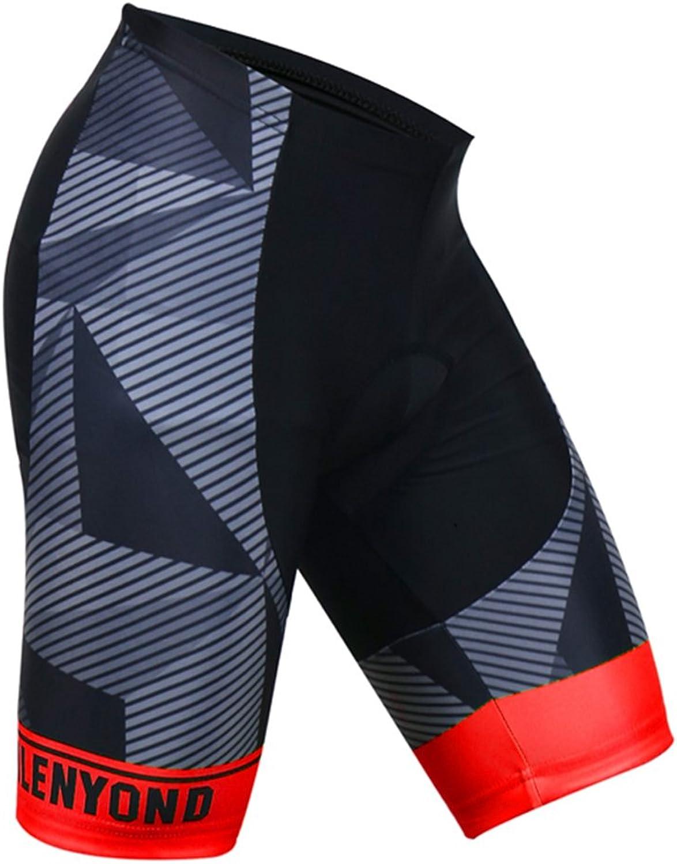 MTB Bike Cycling Shorts 3D Anti Slip Padded Gel Road Bicycle Anti Sweat Pants Men