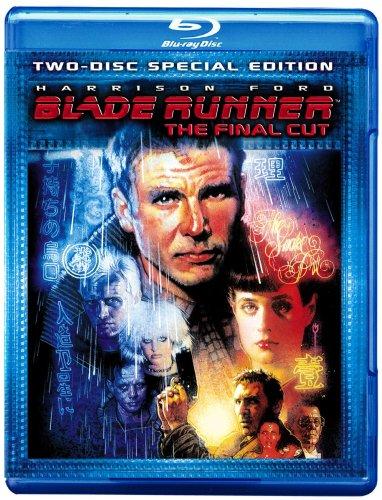 ブレードランナー ファイナル・カット (2枚組) [Blu-ray]の詳細を見る