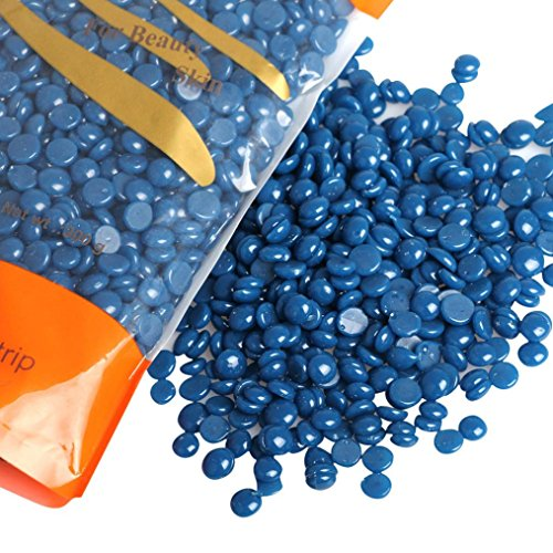 Tefamore Pas de strip Depilatory Hot Film Hard Wax Pellet Waxing Bikini Hair Removal Bean
