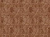 Vorhangstoff Jacquard Dune 2652/95 Muster Abstrakt braun