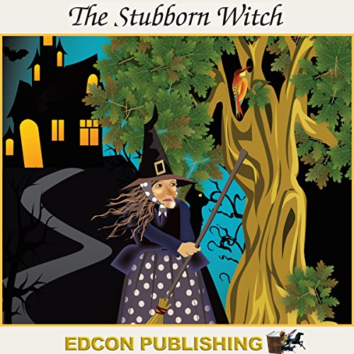 The Stubborn Witch audiobook cover art