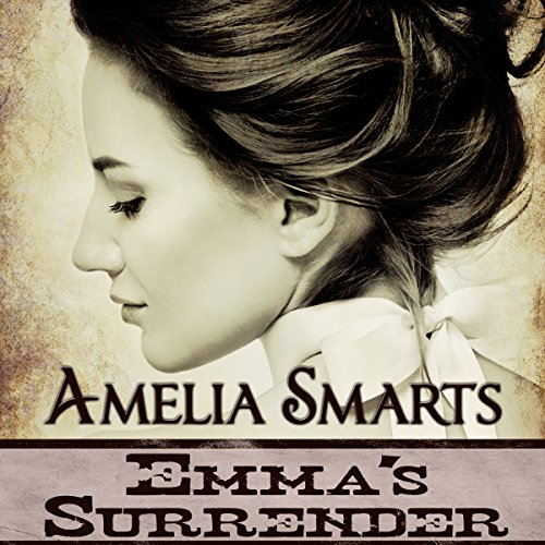 Emma's Surrender audiobook cover art