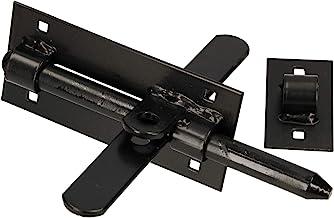 KOTARBAUBoutvergrendeling, 150 mm, aan beide zijden, slotgrendel, gepoedercoat staal, deurgrendel, deurvergrendeling, deur...