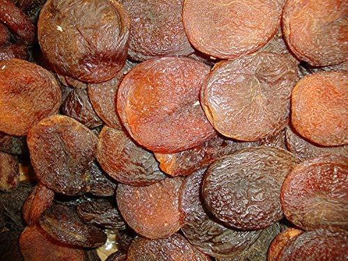 Orejones de Albaricoques Secos No Sulfurados 1kg | Fruta Seca Desecada | Albaricoque Deshidratado Sin Hueso | Sin Azúcar | Altos en Fibra | Libre de Transgénicos (GMO free) | Dorimed