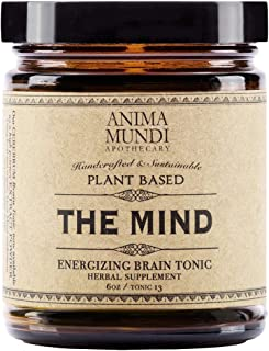 Anima Mundi The Mind Adaptogenic Brain Tonic (6 Ounces)