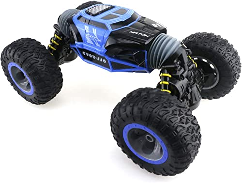 salida Muzili- Monster Monster Monster Truck 1 16 vehículo Todoterreno neumático de vacío Columna biónica Doble tracción en Las Cuatro Ruedas de Alta Velocidad Escalada Bigfoot Torcido Coche Juguetes para Niños  popular