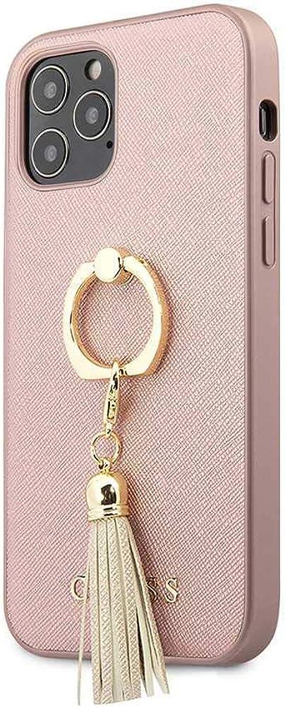 Guess custodia per iphone 12 iphone 12 pro GUHCP12MRSSARG