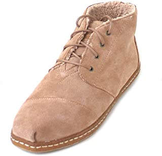 TOMS Toffee Suede Faux Shearling MenS Botas Shoes