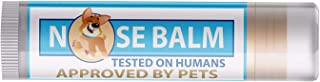 Pawtitas Nose Balm for Dogs is Made for Moisturizers Dry, Chapped, Cracked, and Crusty Dog Noses Providing a Layer of Protection on Your Dog Snout.   Manufactured with Certified Organic Ingredients.