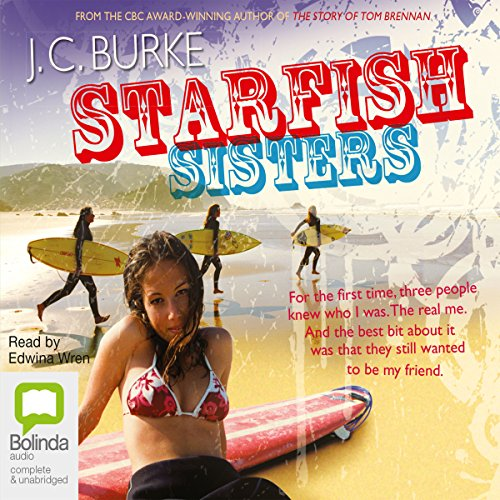 Starfish Sisters audiobook cover art