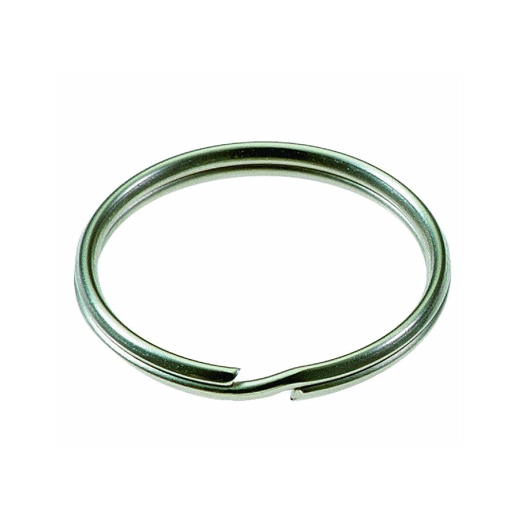 一瞬イデオロギー観客Lucky Line77001Heavy-Duty Split Key Ring-2