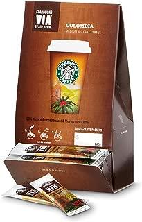 Starbucks Via Colombia Single