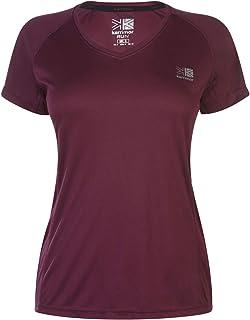 Karrimor Womens Short Sleeve Run T Shirt Ladies