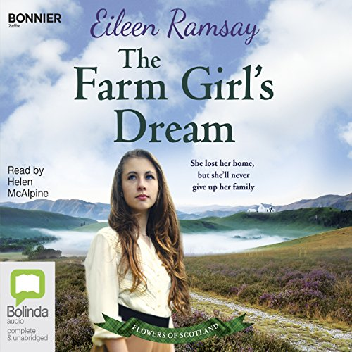 The Farm Girl's Dream audiobook cover art