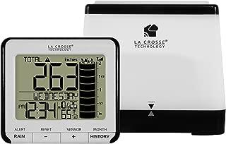 La Crosse Technology 724-2310-INT Wireless Digital Rain Station with Temperature