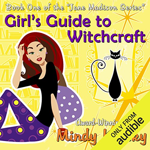 Girl's Guide to Witchcraft cover art