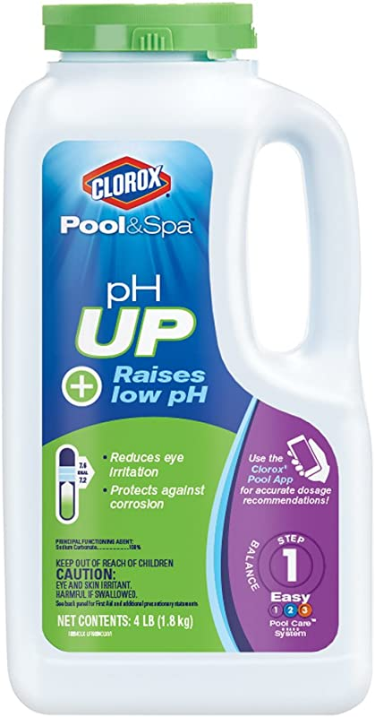 Clorox Pool Spa PH Up 4 Lb