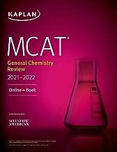 MCAT General Chemistry Review 2021-2022 (Kaplan Test Prep)
