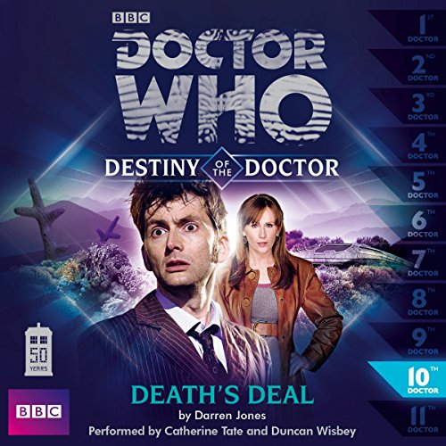 Doctor Who - Destiny of the Doctor - Death's Deal audiobook cover art