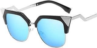 new sunglasses personality retro sunglasses ladies cat glasses 8157