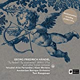 Handel: 039 Tu fedel Tu costante HWV 171a and other italian cantatas