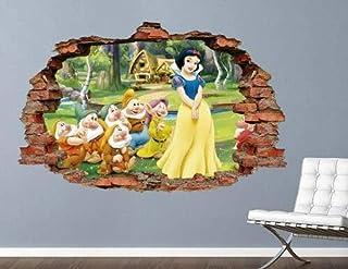 ملصق حائط بطبعة الاميرة