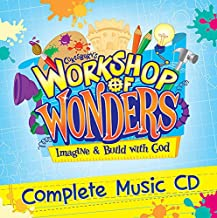 Vacation Bible School (VBS) 2014 Workshop of Wonders Complete Music CD: Imagine & Build with God
