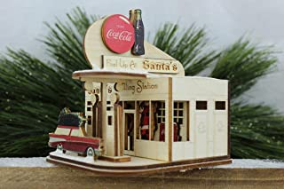 Best christmas village gas station Reviews