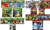 Lego Ninjago: Meister des Spinjitzu (CD 1 - 20) im Set - Deutsche Originalware [20 CDs]