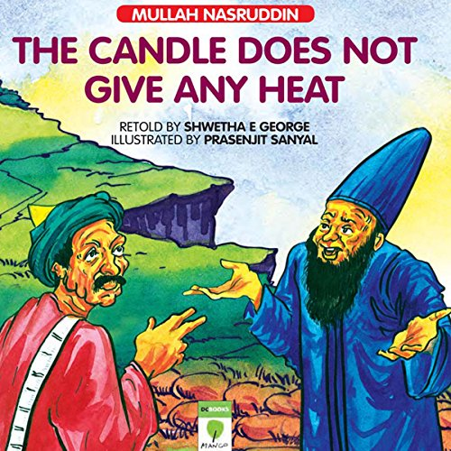 The Candle Does Not Give Any Heat audiobook cover art