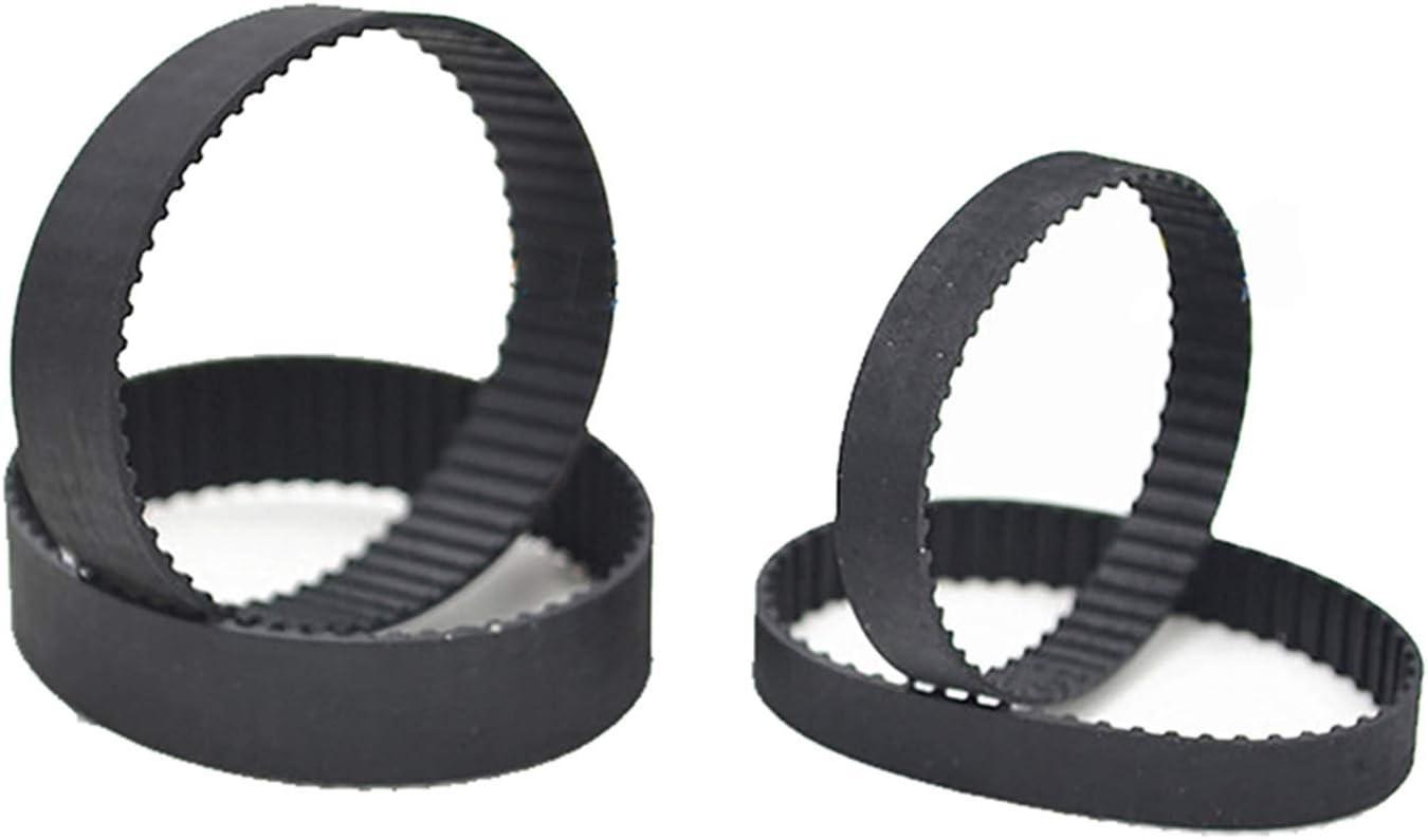 SHENYI Professional 1Pcs 330MXL to 403MXL Close Loop Timing Belt