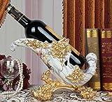 Powzz ornament Decorazioni Retro Europee, Regali Creativi, Portabottiglie, Portabottiglie, Portabottiglie, Decorazione del Soggiorno, Portaimpronte in Marmo