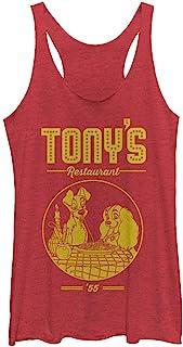 Disney womens Tonys Restaurant T-Shirt