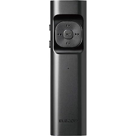 エレコム VRコントローラー リモコン Bluetooth 【 iOS(iPhone)専用/DMM動画専用】 ブラック JC-VRR04BK