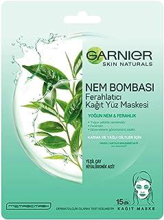 Garnier Nem Bombası Ferahlatıcı Kağıt Maske 32GR 1 Paket