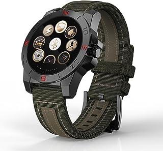 Reloj Inteligente Bluetooth 4.0 Pulsera inteligente reloj inteligente teléfono inalámbrico Bluetooth SmartWatch verde