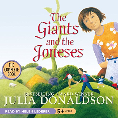 The Giants and the Joneses audiobook cover art