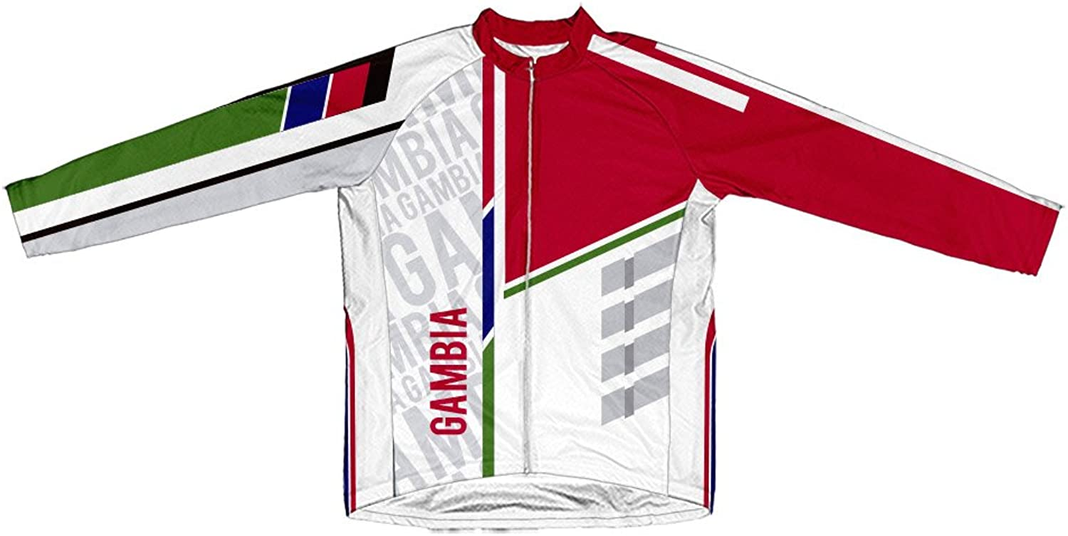 Gambia ScudoPro Winter Thermal Cycling Jersey for Women