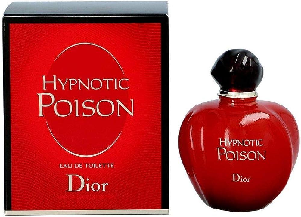 Christian dior  hypnotic poison, eau de toilette  ,profumo per donna,, 30 ml SI321
