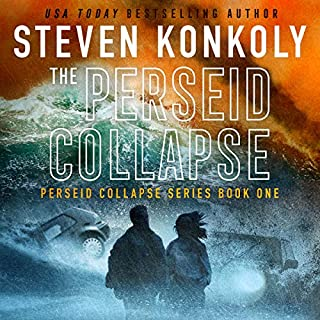 The Perseid Collapse cover art
