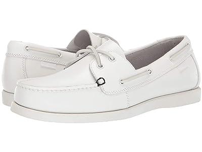 Eastland 1955 Edition Eastland x Goodlife Boat Shoe (White) Men