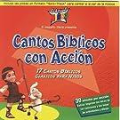 Cantos B?Eblicos Con Acci?En by Cedarmont Kids (2008-01-01)