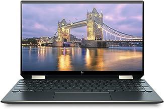 HP Spectre x360 15-eb0014TX 15-inch Laptop (10th Gen i7-10750H/16GB/512GB SSD/Windows 10 Pro/4 GB Graphics), Night Fall Black