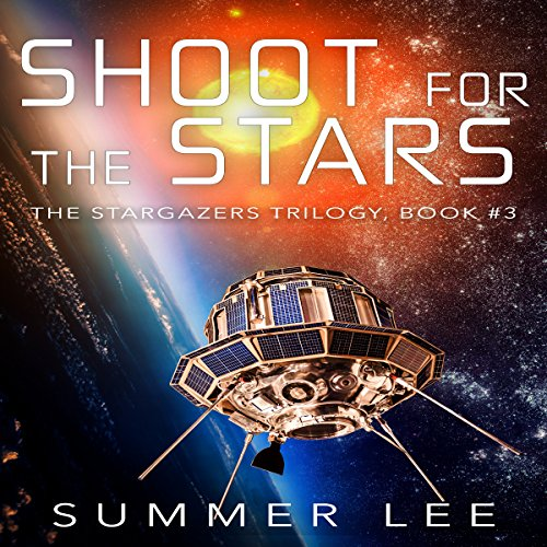 Shoot for the Stars audiobook cover art